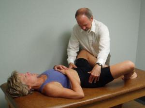Hip Abduction / ER Assessment